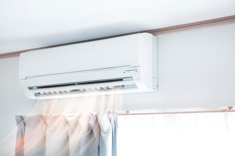 How to clean your ductless filters