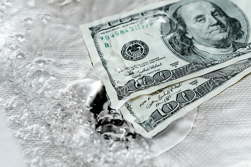 5 plumbing problems costing you money