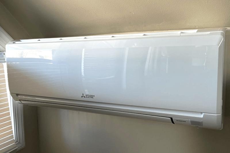 Mitsubishi Electric HVAC unit