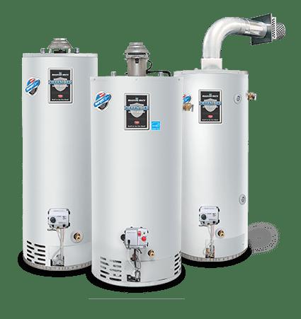Bradford White Water Heater.