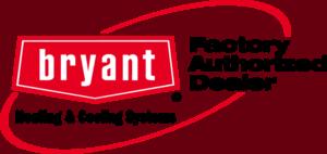Bryant Factory Authorized Dealer.