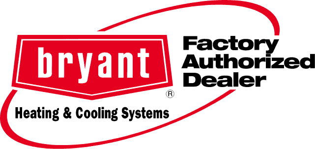 Bryant Factory Authorized Dealer.