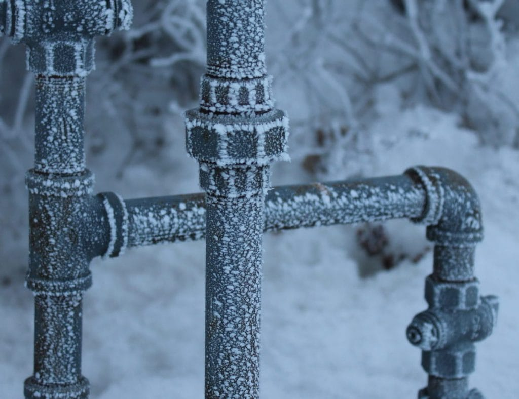 Quickly Fix Your Frozen Pipes In Ocean City