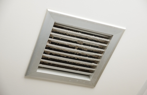Dirty Vent In A Marmora, NJ Home