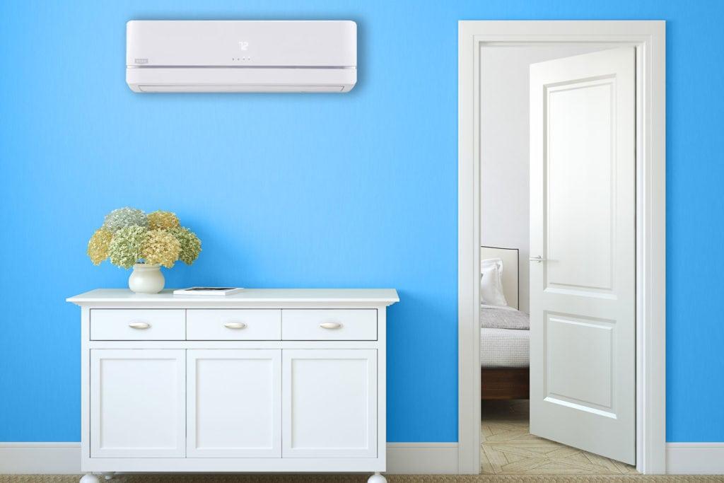 Energy Star-certified ductless mini splits qualify or NJ Clean Energy heating appliance rebates