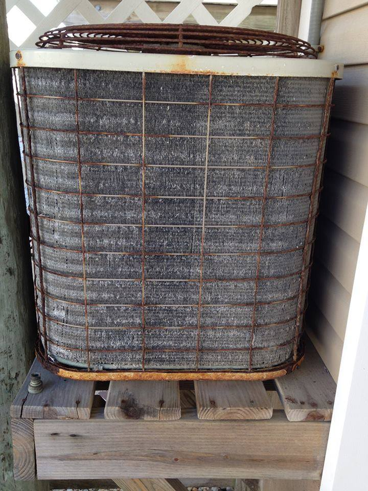 An Old AC System Should Be Looked Into When Buying A New House