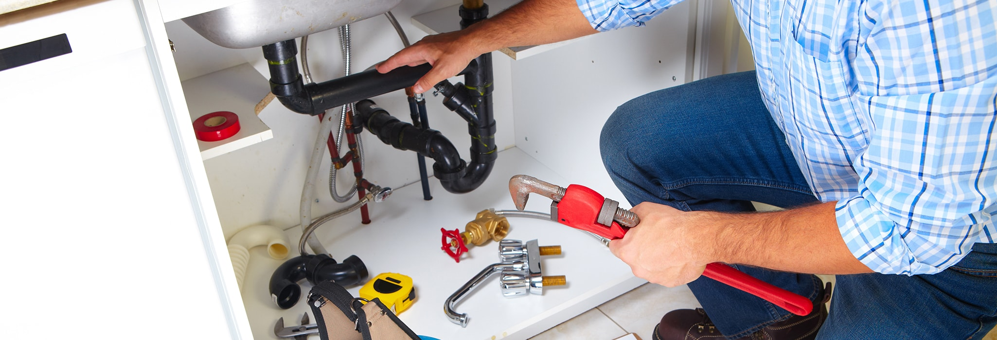 Plumbing Maintenance.
